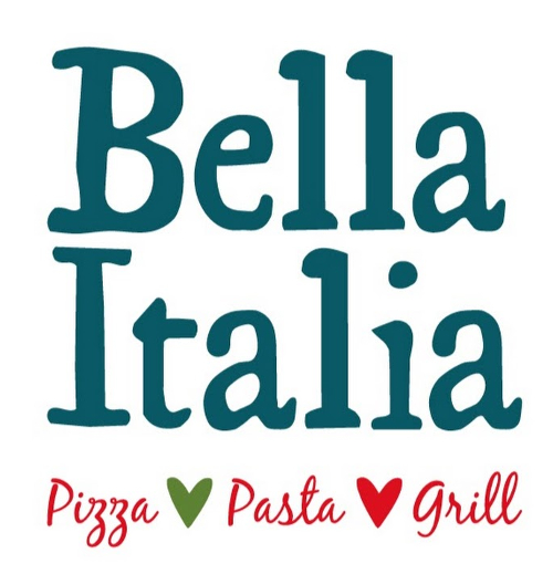 Bella Italia Menu Prices UK
